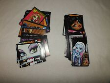 MONSTER HIGH - 10 IMAGES PANINI AU CHOIX