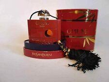Opium Yves Saint Laurent YSL Perfume Parfum w/ Tassel 3.5 mL Mini NEW Vintage