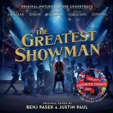 The Greatest Showman Original Soundtrack OST [CD] Brand New & Sealed