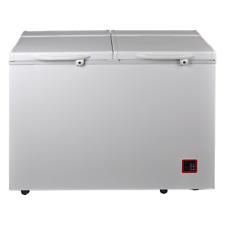 Smad Ac Solar Dc Freezer Refrigerator 7.5 cu ft Dual Temprature Control Design