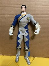 "2001 Power Rangers Bandai Wild Force Blue Ranger 12"" Action Figure"