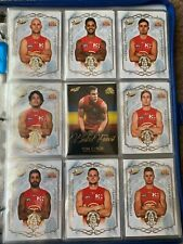 2017 Footy Stars Gold Coast Suns Brownlow Predictors Team Set With B&F BP BPs