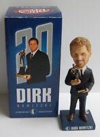 Dirk Nowitzki 2007 NBA MVP BOBBLEHEAD #3 of 10 Dallas Mavericks NEW!