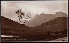Postcard - Cumbria - Blea Tarn Langdale Pikes