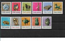 CHINA 1973 Archäologische Funde 1 Marke fehlt**