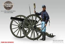 U.S. 3-inch ordnance rifle- Civil War Cannon Sideshow Collectibles 1/6 CIVIL WAR