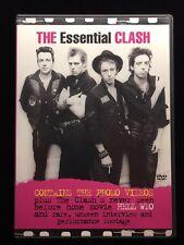 THE CLASH / THE ESSENTIAL CLASH ( VIDEOS ) STANDARD DVD