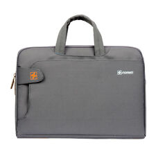FOPATI Waterproof 13 Inch Slim Business Casual Handbag Laptop Tablet IPad