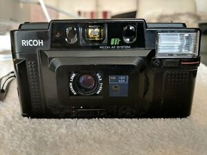 Ricoh FF-3 AF  35mm camera with 35mm  f3.2 lens