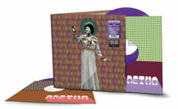 Aretha Franklin - Aretha Exclusive Limited Purple Colored Vinyl LP