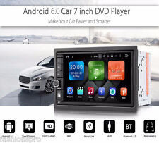 DY7003 7 inch Android 6.0 Car DVD Player 2 Din 1080P FM AM Radio Navigation