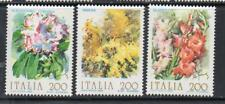 ITALY MNH 1983 SG1797-1799 FLOWERS