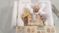 Nos Nib 1999 Precious Moments 607932 June Mini Teapot Avon Exclusive