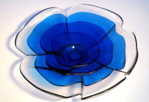 Rosenthal Jahresteller Design Günther Ferdinand Ris 1977 Sammelteller Glas