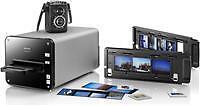 Plustek OpticFilm 120 Medium Format Film Scanner