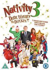 Nativity 3: Dude Wheres My Donkey?!  with Martin Clunes New (DVD  2015)