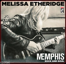 MELISSA ETHERIDGE - MEMPHIS ROCK AND SOUL, ORG 2016 EU vinyl LP, SEALED!