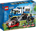 Lego 60276 City - Trasporto dei prigionieri della polizia