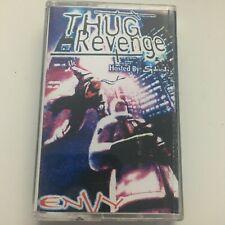DJ Envy Thug Revenge NYC Hip Hop 90s Rap Cassette Mixtape Tape