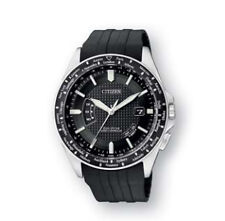 200 m (20 ATM) Armbanduhren mit Datumsanzeige und Gebürstet