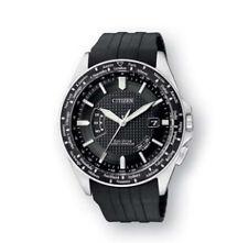 Citizen Runde Quarz-(Batterie) Armbanduhren für Herren