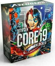 Prozessor 🅸🅽🆃🅴🅻 Core i9 10900K Avengers Edition 10x 3.7 GHz LGA1200 Intel