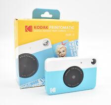 KODAK PRINTOMATIC Digital Instant Print Camera (Blue)