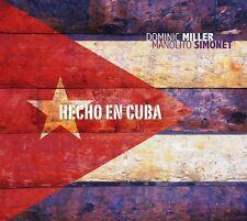 DOMINIC/SIMONET,MANOLITO Y SU TRABUCO MILLER - HECHO EN CUBA  CD NEU