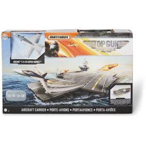 Top Gun Maverick Aircraft Carrier Plane