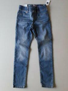 NWT Gap Kids 1969  Girl's Legging Skinny Jean Light Wash Size 7 Regular NEW
