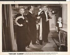 Footlight Glamour Blondie Penny Singleton Chic Young Film Publicity Press Photo