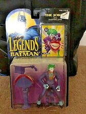 Legends of Batman; The Joker Action Figure 1994, Vintage, NIP