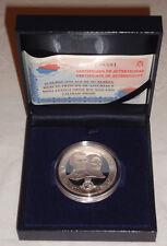 España - 10 euro 2004-boda-plata-placa pulida (8999/855n)