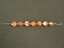 1 NEW MURANO GLASS AND SEMIPRECIOUS STONES BRACELET