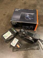 Sony RX100iv Cyber-Shot