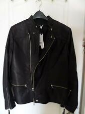Helmut Lang Rider Jacket Leather / Black NWT
