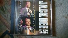"Jack Dee,""Live at the Apollo"" CD"