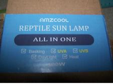 New listing Amzcool Uvb, Uva Reptile Heat Lamp Bulb Truly Sun-Like Bright Reptiles, Birds