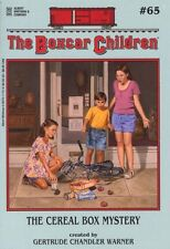 The Cereal Box Mystery (The Boxcar Children Mysteries) by Warner, Gertrude Chand
