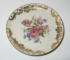 Rosenthal Rose Floral Gold Butter Pat(s)