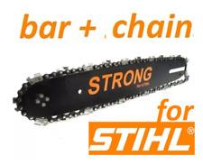 "BLADE FOR RYOBI PCN3335 14/"" 1.3mm 3//8/"" GENUINE STIHL 63PM3 CHAINSAW CHAIN"