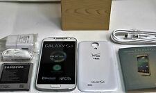 Samsung Galaxy S 4 s4 SCH-I545 16GB White Verizon Unlocked Smartphone Great