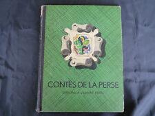 Album Jeunesse ! Contes de la perse ! 1947 ! C49