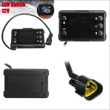 12V Car Truck Track Air Diesel Heater Parking Heater Control Switch LCD Monitor