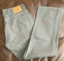 Levi's 569 Jeans 34 x 32 - Gray Grey
