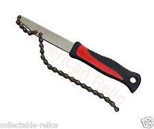 Bike Chain Whip Freewheel Turner Cassette Lock Ring Tool 1/8 & 3/32 Bicycle 6636