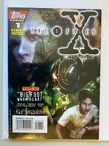 X-Files Comics Digest #1 6.0 FN (1995 Topps)