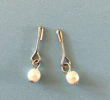 Vintage Doll Accessory Jewelry Earrings Mme Alexander Cissy Cissette Miss Revlon