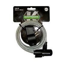 Kryptonite Key Bicycle Cable Locks