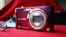 Panasonic LUMIX DMC-FS35/DMC-FH25 16.1MP Digital Camera - Violet VERY RICH PCKG!